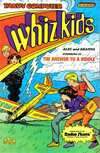 Tandy Computer Whiz Kids: The Answer to a Riddle comic books