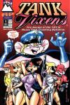 Tank Vixens comic books