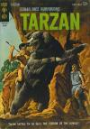 Tarzan #134 comic books - cover scans photos Tarzan #134 comic books - covers, picture gallery