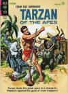 Tarzan #138 comic books - cover scans photos Tarzan #138 comic books - covers, picture gallery