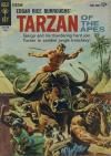 Tarzan #141 comic books - cover scans photos Tarzan #141 comic books - covers, picture gallery