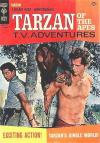 Tarzan #162 comic books - cover scans photos Tarzan #162 comic books - covers, picture gallery