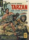 Tarzan #163 comic books - cover scans photos Tarzan #163 comic books - covers, picture gallery