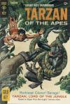 Tarzan #176 comic books - cover scans photos Tarzan #176 comic books - covers, picture gallery