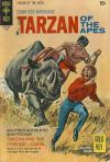 Tarzan #192 comic books - cover scans photos Tarzan #192 comic books - covers, picture gallery