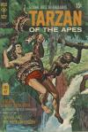 Tarzan #193 comic books - cover scans photos Tarzan #193 comic books - covers, picture gallery