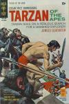Tarzan #195 comic books - cover scans photos Tarzan #195 comic books - covers, picture gallery
