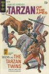 Tarzan #196 comic books - cover scans photos Tarzan #196 comic books - covers, picture gallery