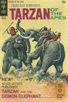 Tarzan #197 comic books - cover scans photos Tarzan #197 comic books - covers, picture gallery