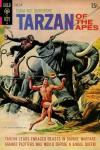 Tarzan #203 comic books - cover scans photos Tarzan #203 comic books - covers, picture gallery