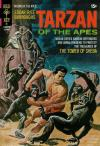 Tarzan #204 comic books - cover scans photos Tarzan #204 comic books - covers, picture gallery