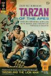 Tarzan #206 comic books - cover scans photos Tarzan #206 comic books - covers, picture gallery