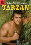 Tarzan #82 comic books - cover scans photos Tarzan #82 comic books - covers, picture gallery