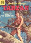 Tarzan #92 comic books - cover scans photos Tarzan #92 comic books - covers, picture gallery