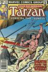 Tarzan #16 comic books - cover scans photos Tarzan #16 comic books - covers, picture gallery