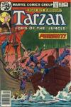 Tarzan #19 comic books - cover scans photos Tarzan #19 comic books - covers, picture gallery