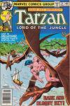 Tarzan #21 comic books - cover scans photos Tarzan #21 comic books - covers, picture gallery