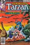 Tarzan #22 comic books - cover scans photos Tarzan #22 comic books - covers, picture gallery