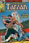 Tarzan #23 comic books - cover scans photos Tarzan #23 comic books - covers, picture gallery