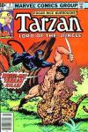 Tarzan #4 comic books for sale