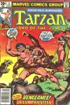 Tarzan #5 comic books - cover scans photos Tarzan #5 comic books - covers, picture gallery