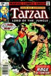 Tarzan #6 comic books - cover scans photos Tarzan #6 comic books - covers, picture gallery