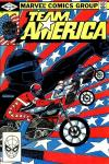 Team America # comic book complete sets Team America # comic books