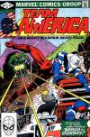 Team America #2 comic books - cover scans photos Team America #2 comic books - covers, picture gallery