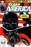 Team America #3 comic books - cover scans photos Team America #3 comic books - covers, picture gallery