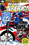 Team America #4 comic books - cover scans photos Team America #4 comic books - covers, picture gallery