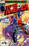 Team America #7 comic books - cover scans photos Team America #7 comic books - covers, picture gallery