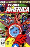 Team America #8 comic books for sale