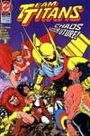Team Titans #12 comic books - cover scans photos Team Titans #12 comic books - covers, picture gallery