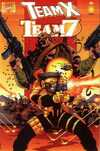 Team X/Team 7 #1 comic books - cover scans photos Team X/Team 7 #1 comic books - covers, picture gallery