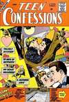 Teen Confessions comic books
