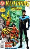 Teen Titans #12 comic books - cover scans photos Teen Titans #12 comic books - covers, picture gallery