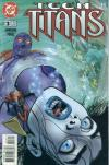 Teen Titans #3 comic books for sale