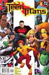 Teen Titans comic books