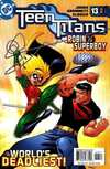 Teen Titans #13 comic books - cover scans photos Teen Titans #13 comic books - covers, picture gallery