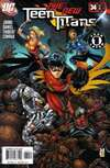 Teen Titans #34 comic books - cover scans photos Teen Titans #34 comic books - covers, picture gallery