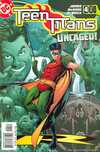 Teen Titans #4 comic books - cover scans photos Teen Titans #4 comic books - covers, picture gallery