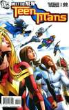 Teen Titans #69 comic books - cover scans photos Teen Titans #69 comic books - covers, picture gallery