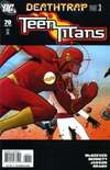 Teen Titans #70 comic books - cover scans photos Teen Titans #70 comic books - covers, picture gallery