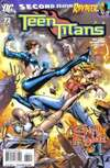 Teen Titans #72 comic books - cover scans photos Teen Titans #72 comic books - covers, picture gallery