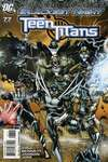 Teen Titans #77 comic books - cover scans photos Teen Titans #77 comic books - covers, picture gallery