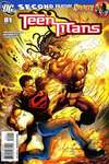 Teen Titans #81 comic books - cover scans photos Teen Titans #81 comic books - covers, picture gallery