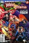 Teen Titans #83 comic books - cover scans photos Teen Titans #83 comic books - covers, picture gallery