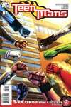 Teen Titans #87 comic books - cover scans photos Teen Titans #87 comic books - covers, picture gallery