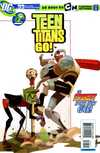 Teen Titans Go! #33 Comic Books - Covers, Scans, Photos  in Teen Titans Go! Comic Books - Covers, Scans, Gallery