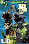 Teen Titans Go! #35 comic books - cover scans photos Teen Titans Go! #35 comic books - covers, picture gallery